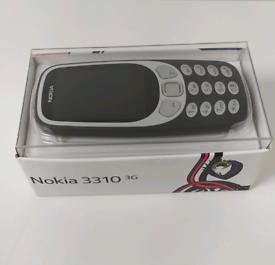 Brand new Nokia 3310 3G