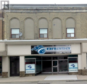 Office or dry and heated Storage  in Downtown St. Thomas