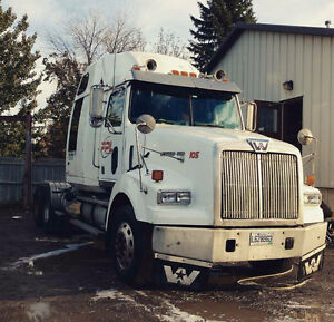 Camion western star