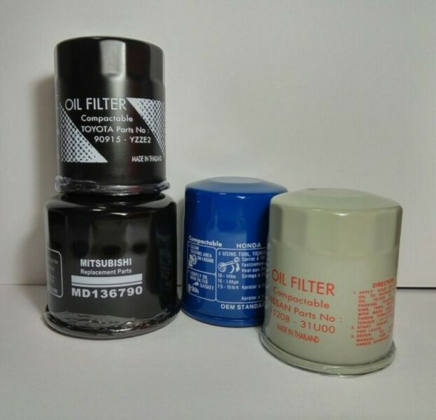 Quality Oil Filters for Japanese/Korean cars