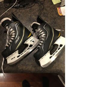 Like New Bauer Hockey Skates - Youth Size 4