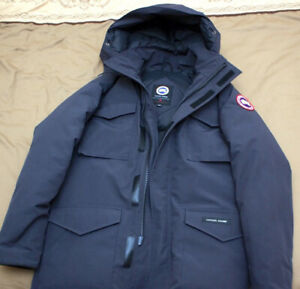 Canada Goose Constable Parka • Mens Medium ( Spirit Blue   )