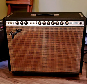 Fender Pro Reverb (Made in USA) $650