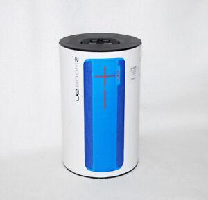 Ultimate Ears - BOOM 2 Wireless Bluetooth Speaker - BrainFreeze