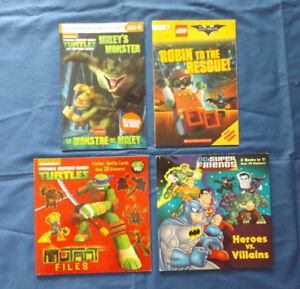 Assorted Early Reader/Children's Books