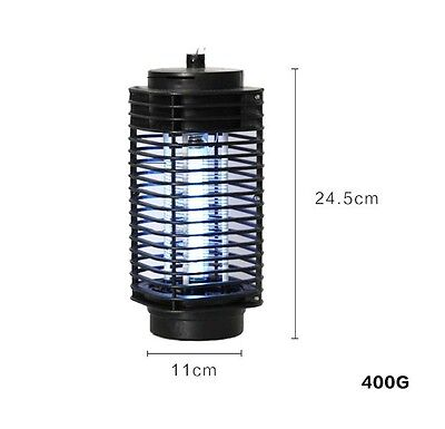 110V Electronic Mosquito Killer Lamp Insect Zapper Bug Fly Stinger Pest Best (Best Electronic Bugs)