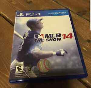 MLB 14 PS4 Game
