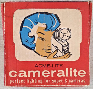 "Vintage Collection camera. ""Cameralite"" de General Electric."