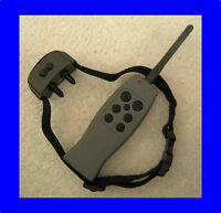 RECHARGEABLE S/M/L Stubborn Remote Dog Training Shock Collar