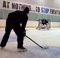 Raw Video&Photo Wanted for hockey training centre