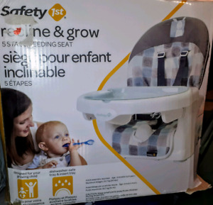 Feeding seat for child - safety 1st