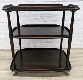 Ercol Serving Trolley (DELIVERY AVAILABLE)
