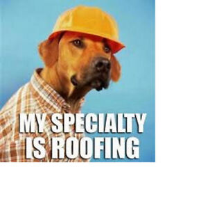 FRENCHMAN ROOFER FOR A QUALITY ROOF