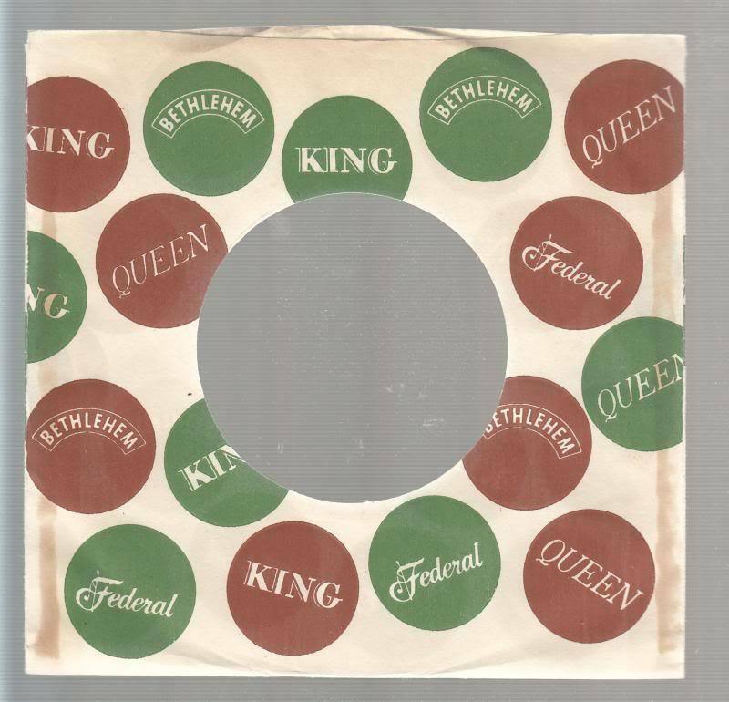 Company Sleeve 45 King / Bethlahem / Queen / Federal White/green/brown On