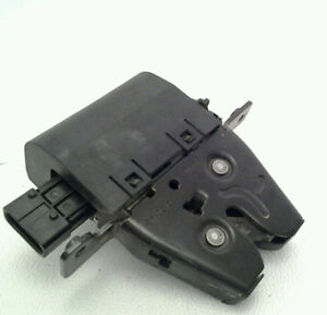 SAAB 9-3 TRUNK LID LOCK LATCH ACTUATOR ASSEMBLY