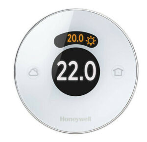 AWESOME DEALS ON HONEYWELL ROUND WIRELESS THERMOSTAT
