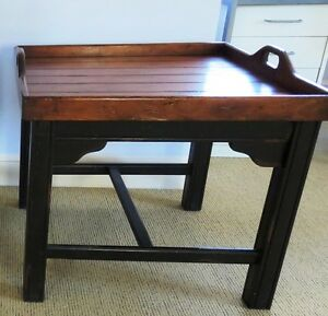 Hooker Solid Wood End Table