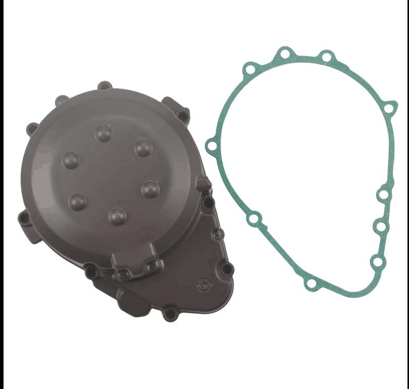 Generator Engine Stator Cover & Gasket for Kawasaki Ninja