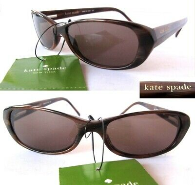 NEW Kate Spade Womens Sunglasses Rowen Brown (for narrow/small face)- $238 (Shades For Small Face)