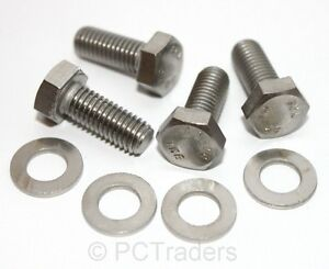 4x-M8-20mm-LCD-Plasma-TV-Screen-VESA-Stand-Bracket-Mounting-Screws-Washers