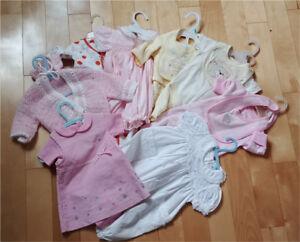 Vêtements bébé fille