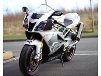 Aprilia RSV 1000R, 2008 For Sale, £3899 ono