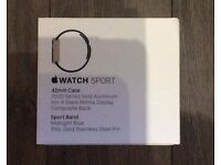 Selling apple sport watch gen 1.