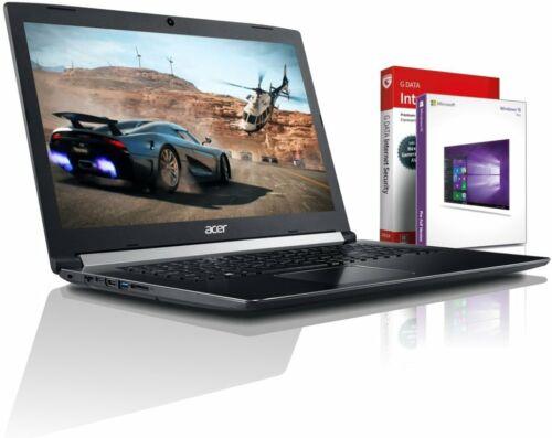 Acer Ultra Gaming Notebook 17.3 i7 8550U 4GHz 20GB 1TB SSD Geforce MX150 DDR5