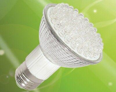 LED Lighting - JDR E27 110V (European Base) 48LED - DayLight 6000K Spot Bulb for sale  Shipping to India