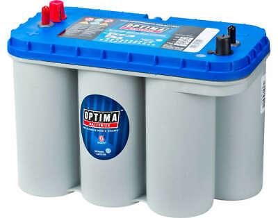 Batería ciclo profundo OPTIMA BLUE TOP BTDC 5.5 12V 75Ah 975A
