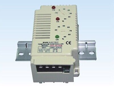 Run Electronic RHC-90-HSA Temperature Humidity Controller -10~50C° 30~90% Heater