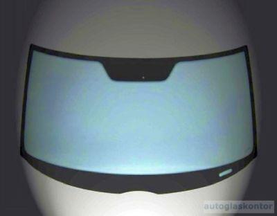Frontscheibe Mercedes E Klasse W210 blau+Rs Autoscheibe Autoglas KfzScheibe Glas
