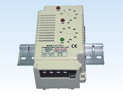 Run Electronic RHC-90-HSF Temperature Humidity Controller -10~50C° 30~90% FAN