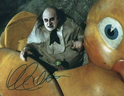 Danny Devito Penguin Autographed Signed 8x10 Photo ( Batman) Reprint