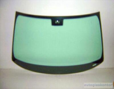 ohne Spiegelhalter neu Frontscheibe E-Klasse W211 grün+Graukeil+Sensor+Rahmen
