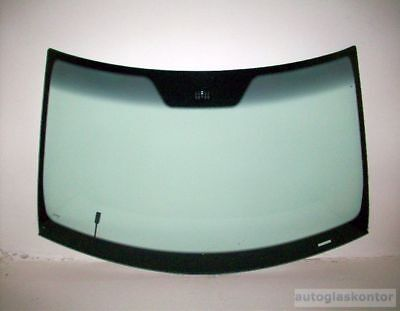 Frontscheibe Mercedes S-Klasse W220 grün+Heizung+Rs+Ra Bj:09/02-08/05 Autoglas