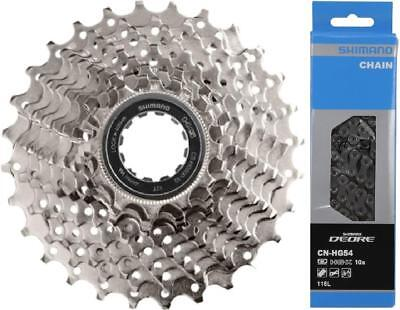 Shimano Cs-hg41 8 Speed 11-32t Mountain Bike Cassette Beautiful In Colour Bicycle Components & Parts