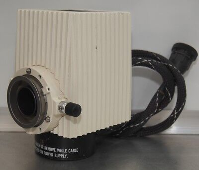 Zeiss 447216 02 Axio Microscope Hbo Lamp Housing With Bulb Socket For Hbo 100w2