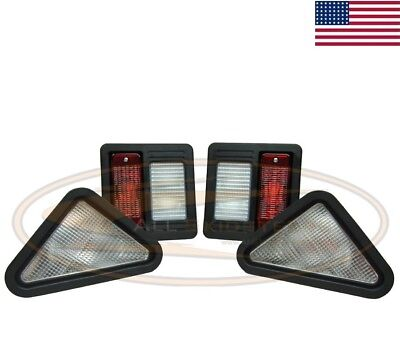 For Bobcat Light Kit Lamp Assembly 873 Skid Steer Loader Head Tail Front Rear