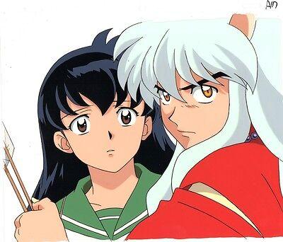 Anime Cel Inuyasha #93