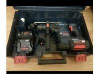 Bosch 36V SDS Drill 3 Mode