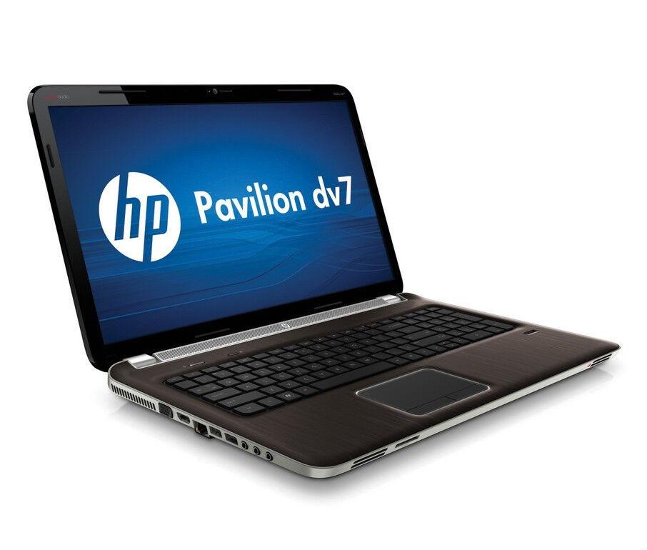 i7 Laptop - HP Hewlett Packard Laptop Pavilion Dv7 6050ea ...