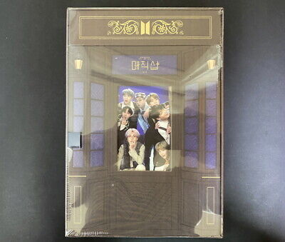 BTS-5TH MUSTER MAGIC SHOP DVD FULL SET FACTORY SEALED