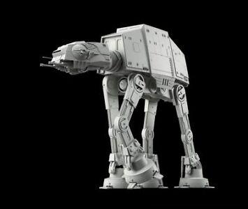 BANDAI Star Wars AT-AT 1/144 scale model kit Plastic Model JAPAN OFFICIAL IMPORT