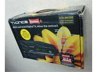 Digital Twin tuner TV Recorder - Tvonics DTR-HV250