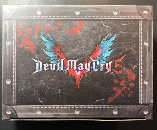 Devil May Cry 5 Collector's Box  NEW
