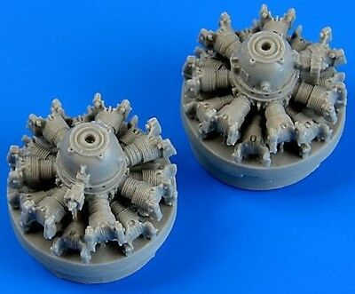 QUICKBOOST 1/72 C47 Skytrain Engines for ARX QUB72490 for sale  Columbia