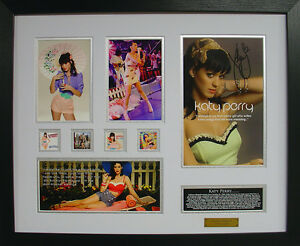 Katy-Perry-Limited-Edition-Facsimile-Signature-Framed-Memorabilia