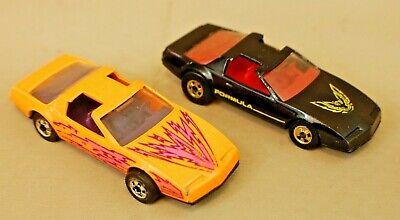 Hot Wheels 80's Firebird Lot - FREE SHIPPING
