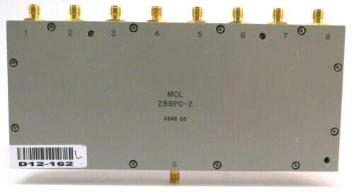 Mini-Circuits MCL ZB8PD-2 Power Splitter 1000 - 2000MHz